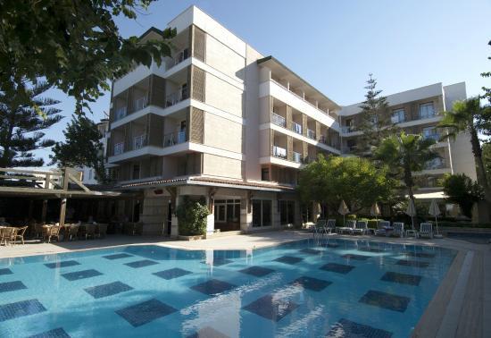 Trendy Hotels Side Beach: Otel genel