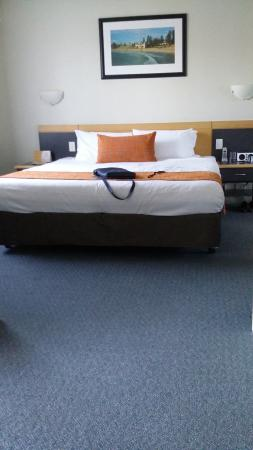 Quality Resort Sorrento Beach: bedroom area