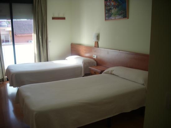 Hotel Flora Parc: Zimmer 426