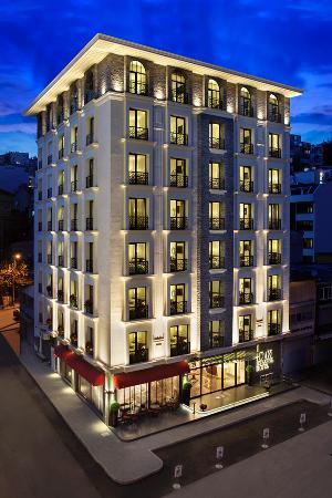Icon hotel istanbul stanbul t rkiye otel yorumlar for Blueway hotel historical