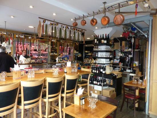 Boucherie Restaurant Rue De L Aligre