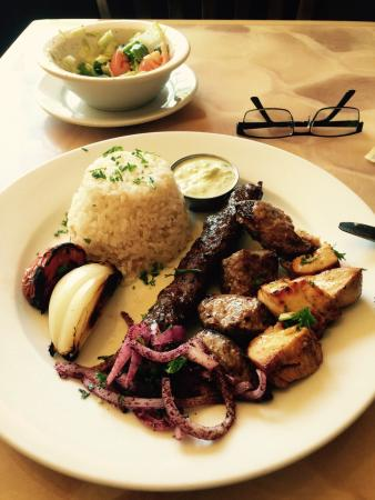 Pita House: Mixed Grill