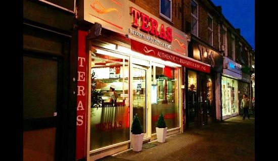 Teras Turkish BBQ Restaurant