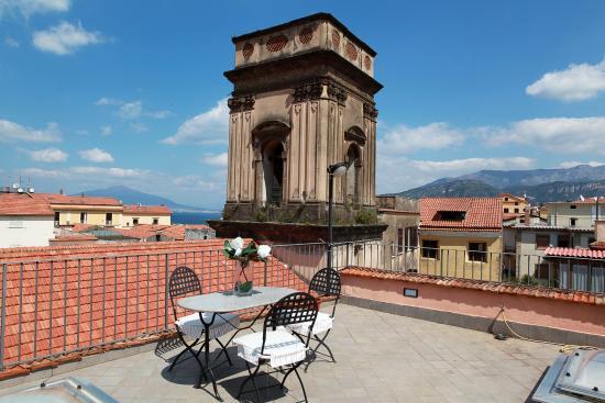 Hotel Rivoli Sorrento : la terrazza