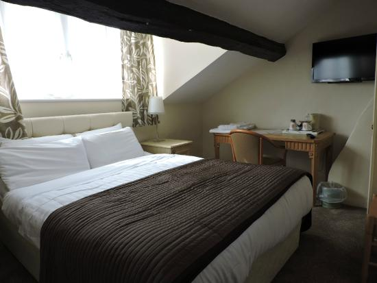 Pymgate Lodge Airport Hotel: Double Room