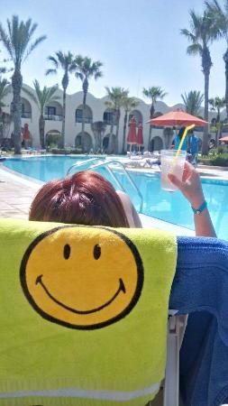 SENTIDO Djerba Beach: la piscine