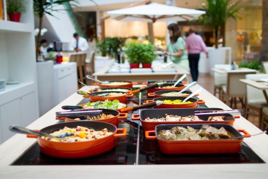 Restaurante Mediterrâneo Crystal