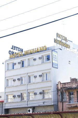 Hotel Minuano Home