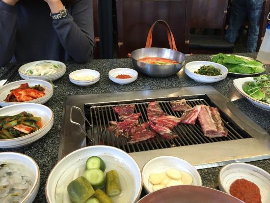 Bonsuwon Galbi : delicious