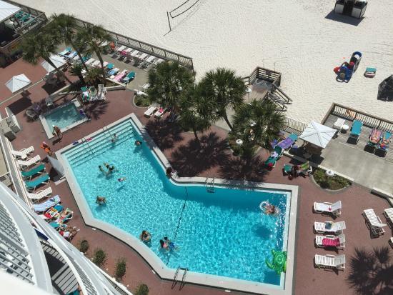 Palmetto Inn Suites Pool