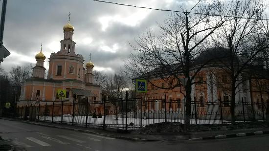 Temple of Pious Saints Boris and Gleb