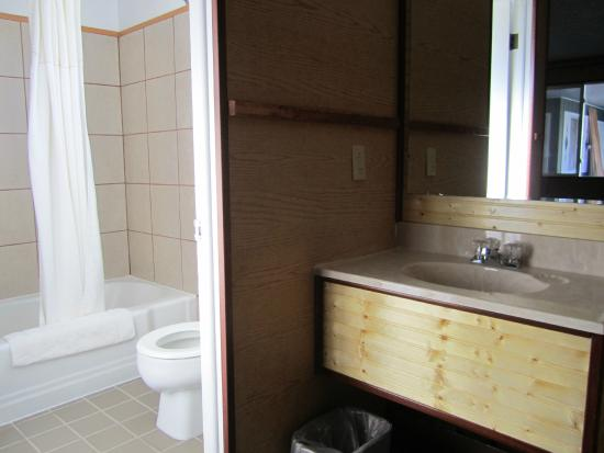 Vindel Motel : Bathroom