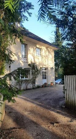 Chaumontel, Prancis: entrée