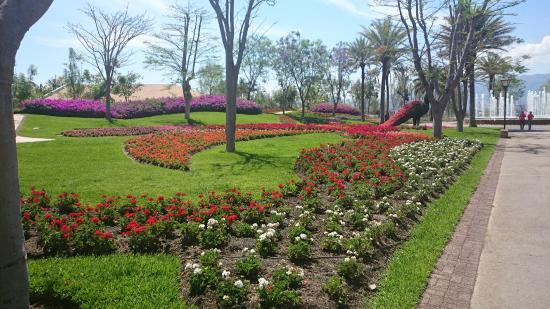 Uno de los jardines mas hermosos picture of jardines de for Jardines mexico