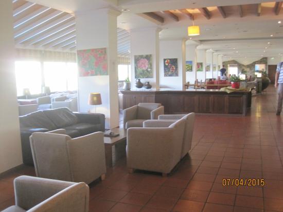 Rodon Mount Hotel and Resort: לובי