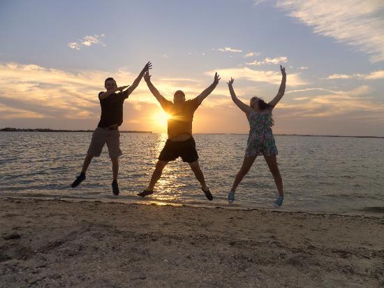 Sandpiper Beach: Fun