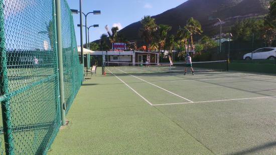 American Tennis Academy: different angle