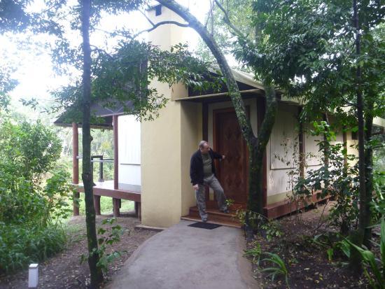 Ngerende Island Lodge: Bungalow