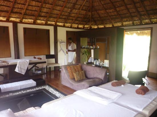 Ngerende Island Lodge: Spa hotelowe