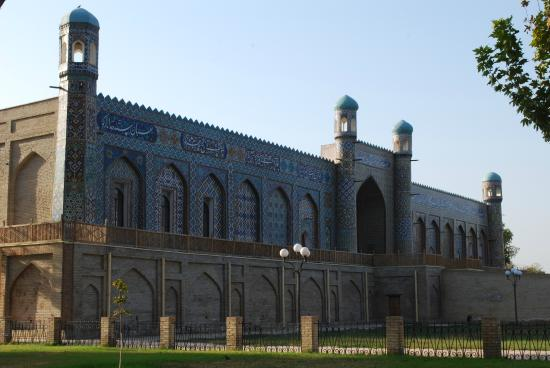 Palácio do Khan - Kokand, Uzbequistão