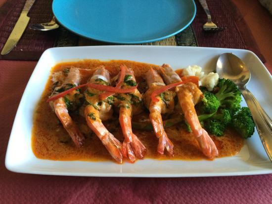 Si Siam Thai Restaurant: Prawns