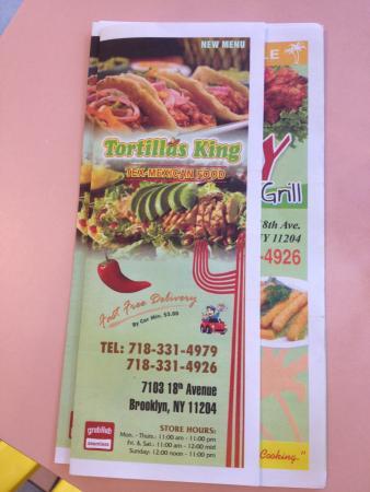 Tortillas King