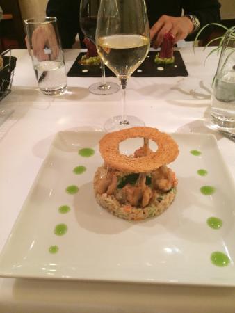 Hotel de France : Jambonettes....tres bonne