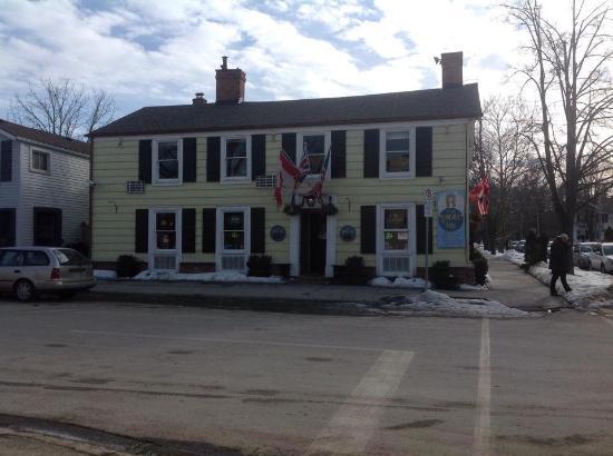 The Olde Angel Inn: Angel Inn, Niagara on the Lake