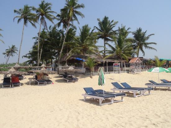 Anthy's Guest House: Les pieds dans le sable