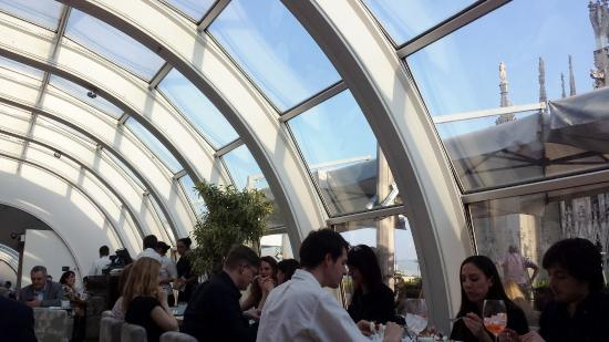 Rooftop - Picture of La Rinascente Food and Restaurant, Milan ...