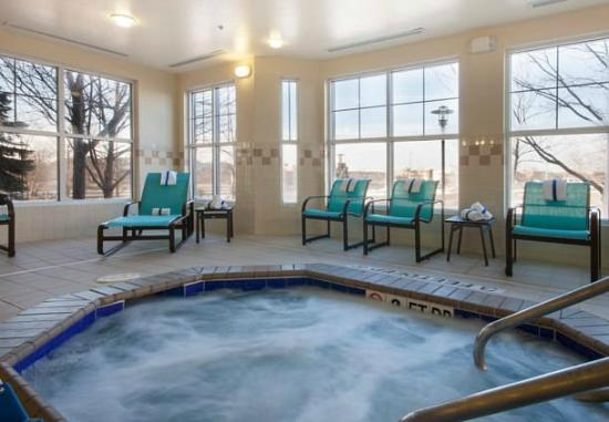 Residence Inn Des Moines West at Jordan Creek Town Center: Spa