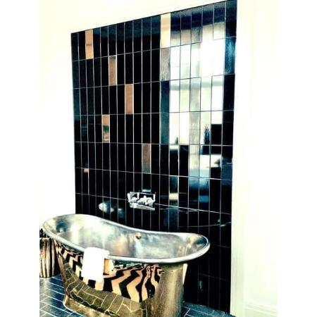 Hotel Gotham: Bath In Bedroom