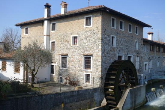 Castello di Strassoldo di Sopra: Il Mulino