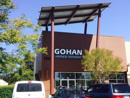 Gohan Japanese Restaurant Japanese Restaurant 1367 N Mcdowell Blvd In Pet