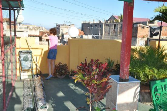 Terraza Picture Of Casa Terraza Pavo Real Santiago De