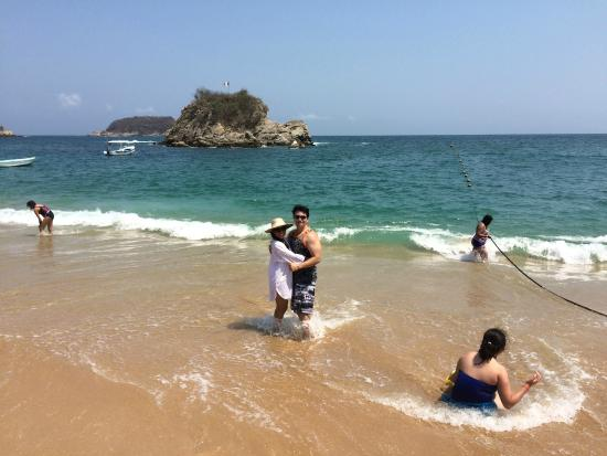 Barcelo Huatulco Tangolunda Beach Area