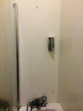 Park Hotel: Shower