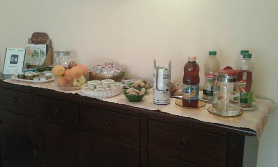 Casalotto Inn: Le abbondanti colazioni...