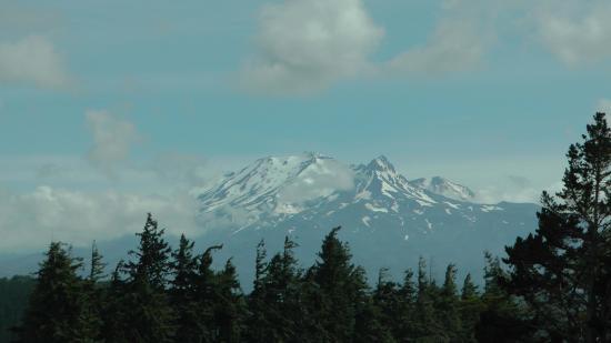 Powderhorn Chateau Mount Ruapehu: Mt Ruapehu