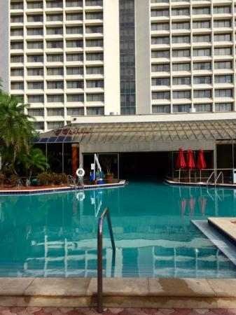 Nicely Outfitted Gym Picture Of Tampa Marriott Westshore Tampa Tripadvisor