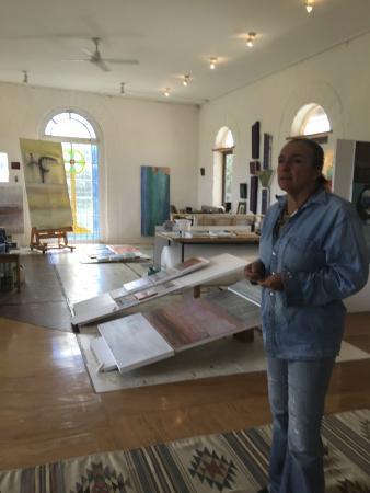 Isla Waiheke, Nueva Zelanda: art studio/amazing home
