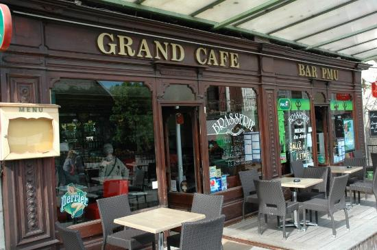 Brasserie le Grand Cafe Pmu