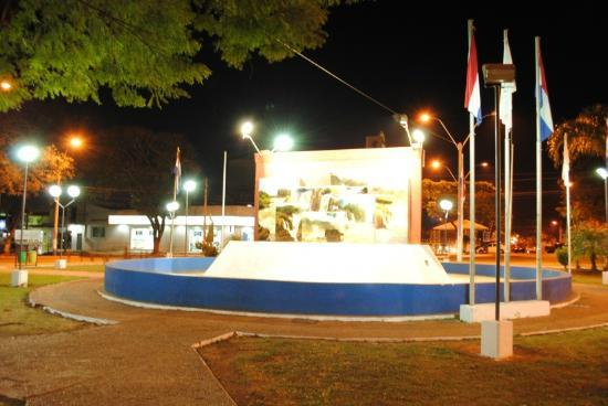 Monumento de los 7 Saltos