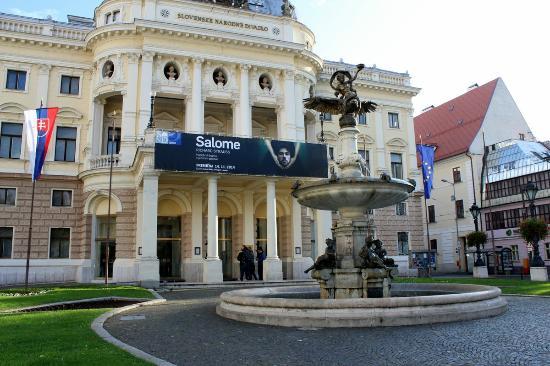 Treasure Hunt Bratislava