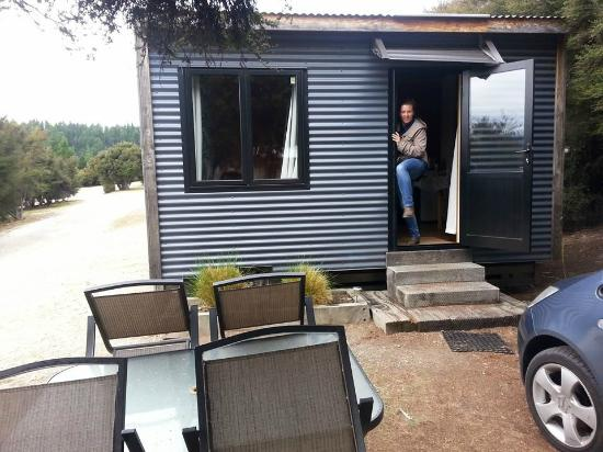 Lake Outlet Holiday Park: Great cabins