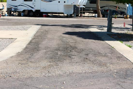 Sites Are Very Dirty Picture Of Destiny Phoenix Rv