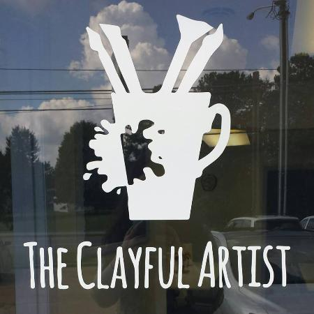 The Clayful Artist
