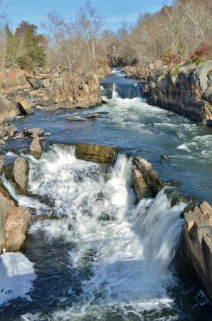 Chesapeake & Ohio Canal National Historical Park : Cascades along Potomac River