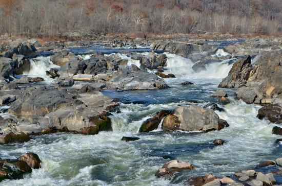 Chesapeake & Ohio Canal National Historical Park : Great Falls of the Potomac