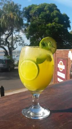 The Tree Restaurant: Mango Mojito